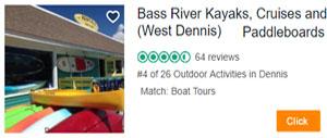 Bass River Kayaks