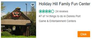 Holiday Family Fun Center