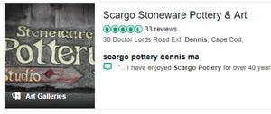 Scargo Pottery & Art